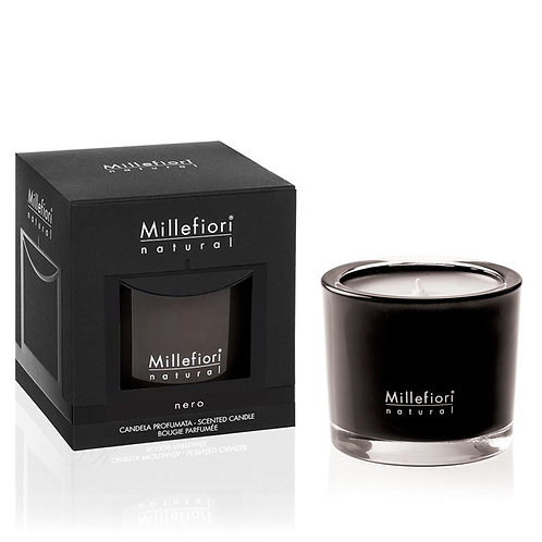SCENTED CANDLE NERO