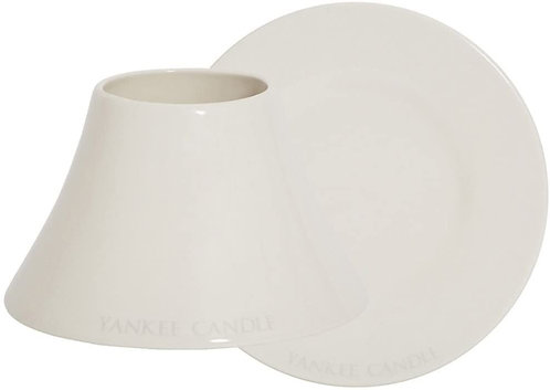 ESSENTIAL CERAMIC LRG SHADE & TRAY