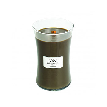 OUDWOOD LARGE HOURGLASS CANDLE