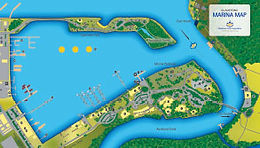 View our Marina Map