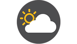 Live Weather data