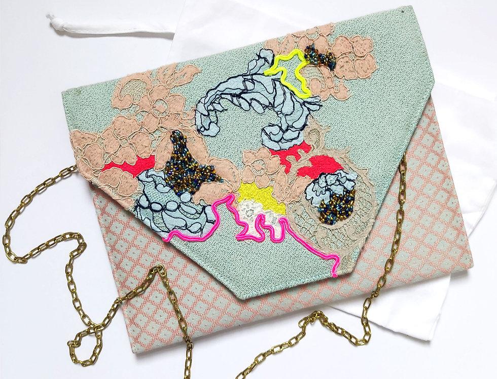 Poppy Embellished Bag