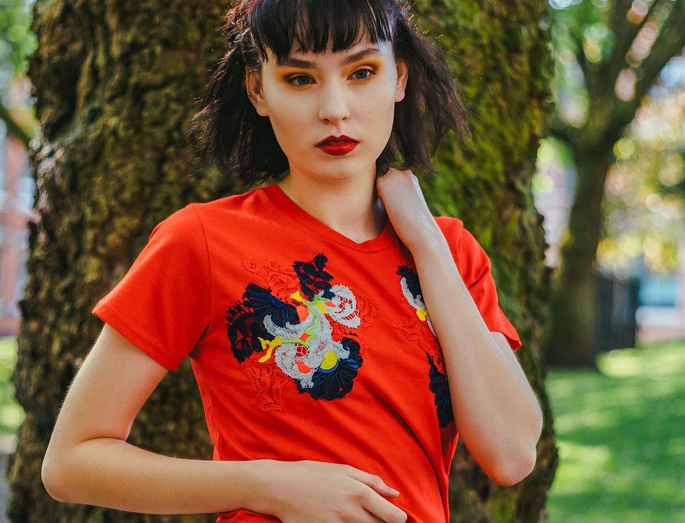 Evie Embellished T-Shirt