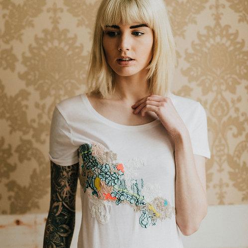 Charlotte Embellished T-Shirt