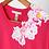 Thumbnail: Hattie Embellished Pink T-Shirt