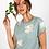 Thumbnail: Frankie Embellished Green T-Shirt