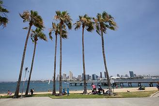 San Diego y Santa Mónica, California