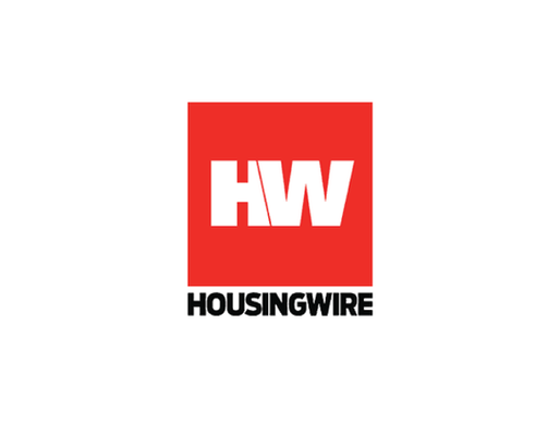 HousingWire Selects Aleksandra Simanovsky as a '2020 HW Woman of Influence'
