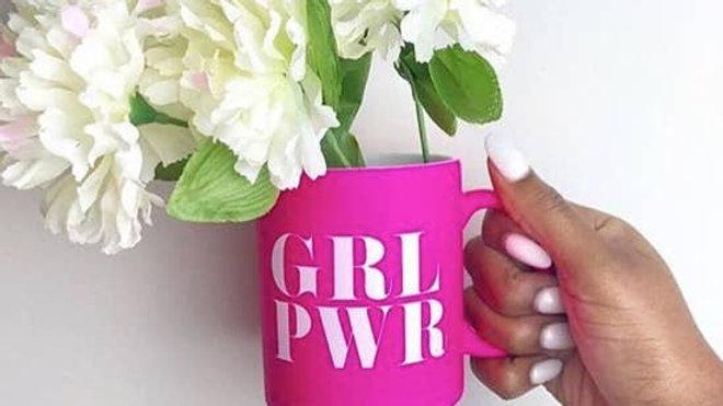 Girl Power Coffee Mug
