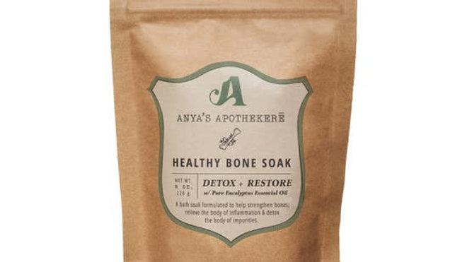 Eucalyptus/Peppermint Healthy Bone Soak