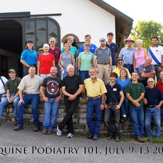 Equine Podiatry 101
