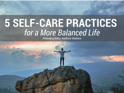 5 Self-Care Practices for a More Balanced Life