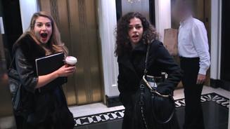 Elevator Makeover: Glamour.com