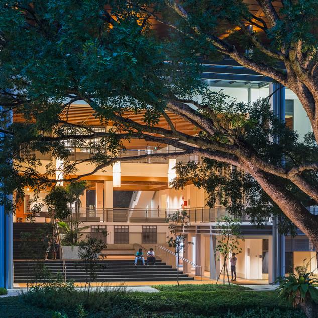 Yale - National University of Singapore