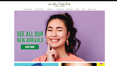 gazillionairegirlgang.com