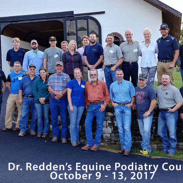 Equine Podiatry Principles & Mechanical Concepts