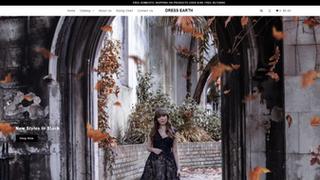 FireShot Capture 031 - Dress Earth is an