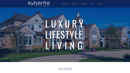 Sybarite Lifestyle Management