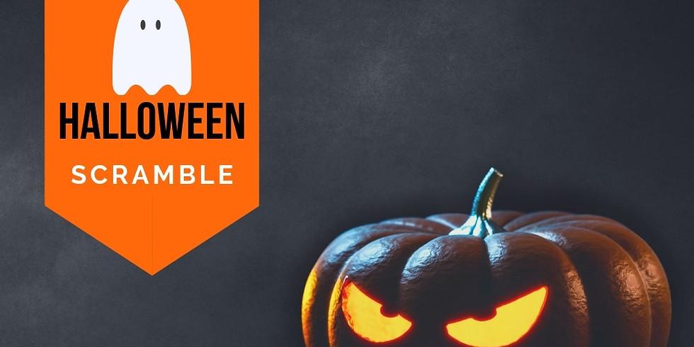 Halloween Scramble