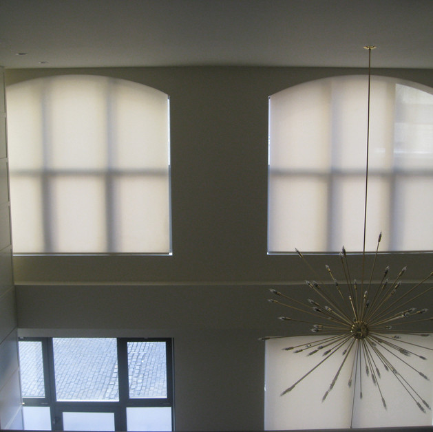 sheerweave roller shades in Upper West s