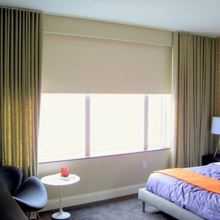 blackout roller shades and blacout rippl