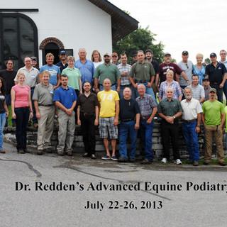 Advanced Equine Podiatry