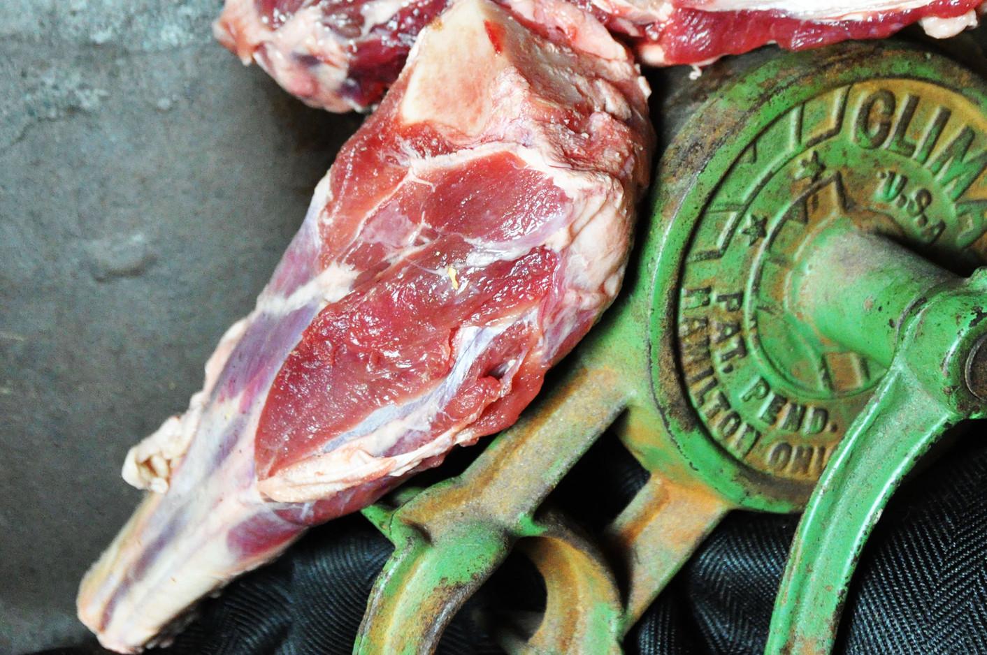 Grass Fed Organic Lamb Shank