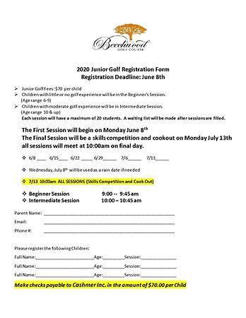 Junior Golf Registration Form 2020.jpg