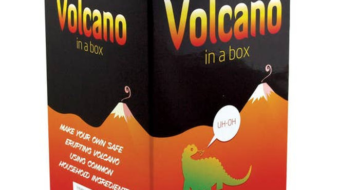 Volcano  In A Box