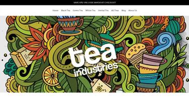 teaindustries.com
