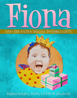 Fiona and the Extra-Special Invisible Gifts