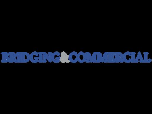Toorak awarded Bridging & Commercial's '2020 Bridging Funding Partner of the Year'