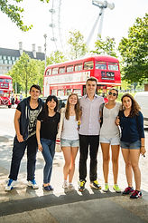 Class Pass: End-Of-Course Trip in London