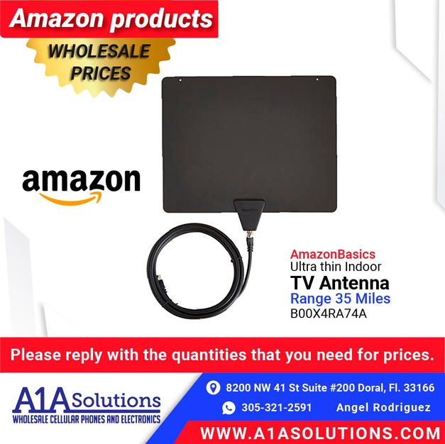 Amazon Indor Antenna