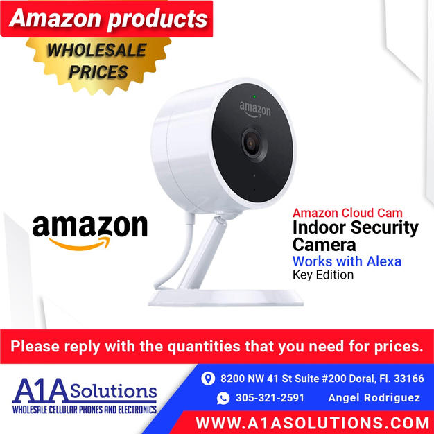 Amazon Indoor Security Camera