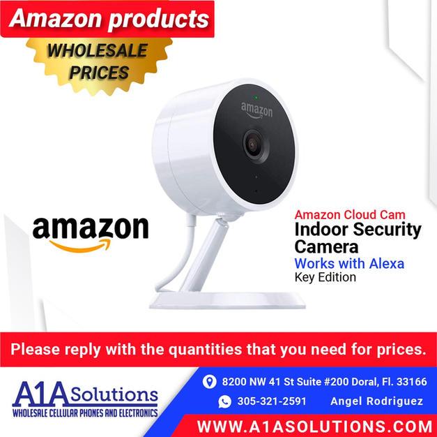 Amazon Indoor Security Camera