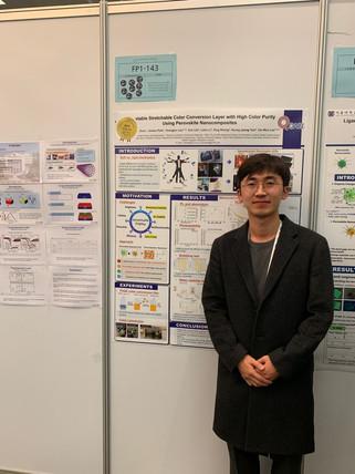 주환우(박사과정) KCS Poster Award 수상