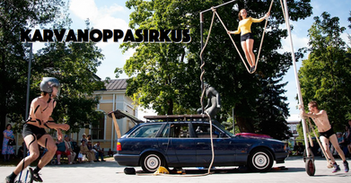 CLUNKER CIRCUS: KARVANOPPASIRKUS