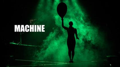 BLIND GUT COMPANY: MACHINE