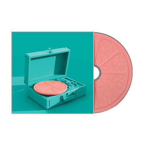 Not so Pink. (CD) by The Pink Lemons | ET!KET Records | merch