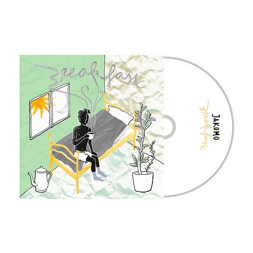 Breakfast (CD) by JAKOMO | ET!KET Records | merch