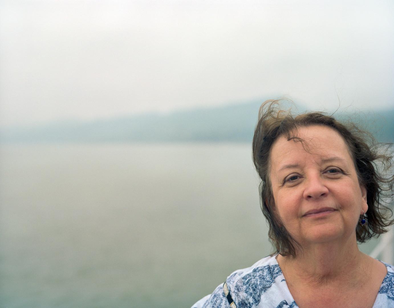 Mom | Yangtze River, China | 2011