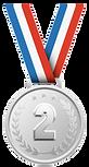 medaille d'argent