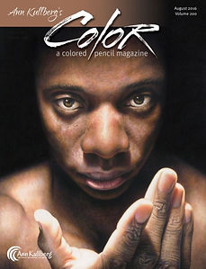 Cover of Color magazine displaying Manifest
