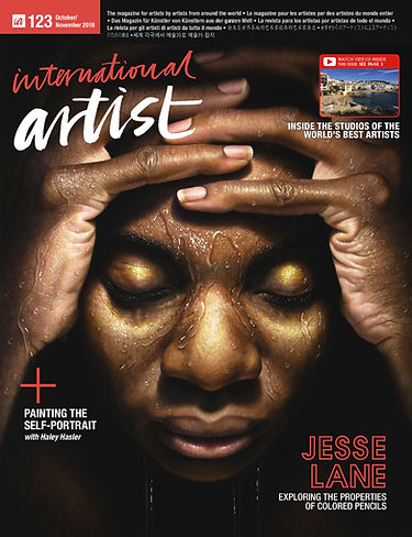 International Artist Cover