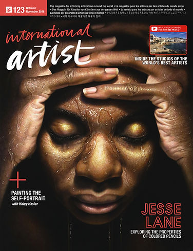 International Artist Cover
