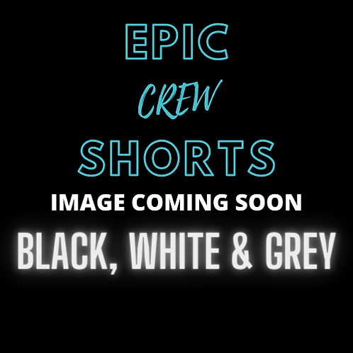 EPIC CREW SHORTS (black)