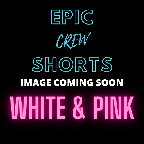 EPIC CREW SHORTS (white)