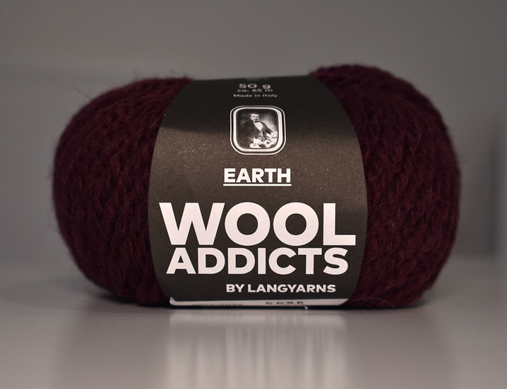 Lang Wool Addicts Earth