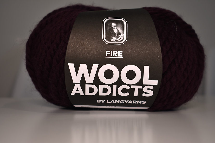 Lang Wool Addicts Fire